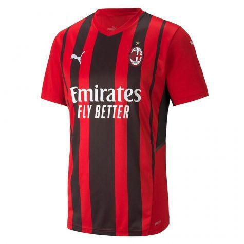 Camisa de Time Milan I Vermelha Masculina 2022