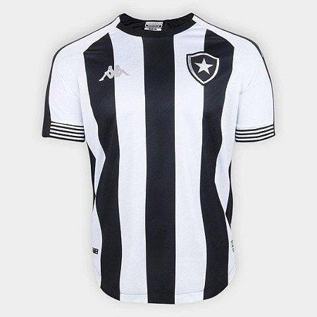 Camisa de Time Botafogo I Branca Masculina 2022