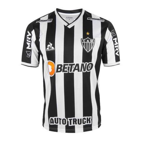 Camisa de Time Atletico Mineiro I Masculina 2022
