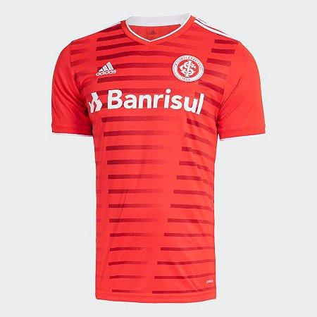 Camisa de Time Internacional I Vermelha Masculina 2022