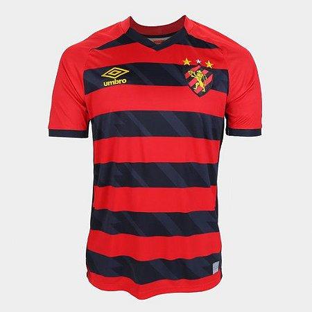 Camisa de Time Sport I Vermelha Masculina 2022