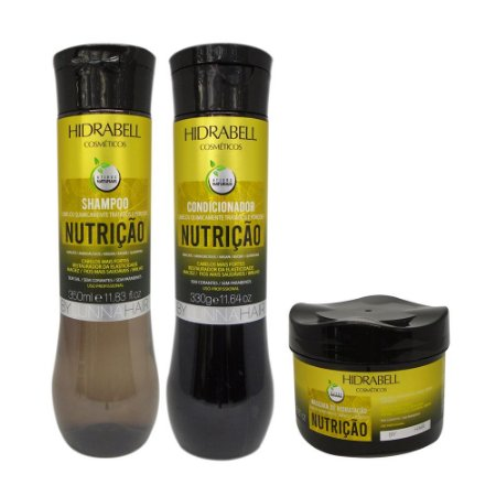 Kit Nutrição Hidrabell