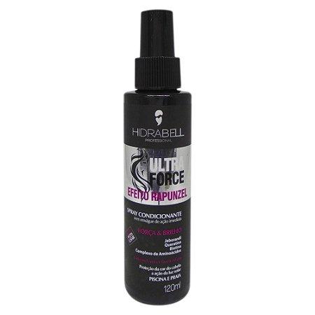 Spray Condicionante Ultra Force Efeito Rapunzel Hidrabell