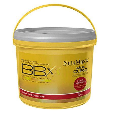 BBXX - Beauty Balm Xtended Série Ouro NatuMaxx 2kg