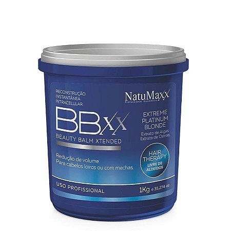 BBXX - Beauty Balm Xtended Platinum Blonde  NatuMaxx 1kg