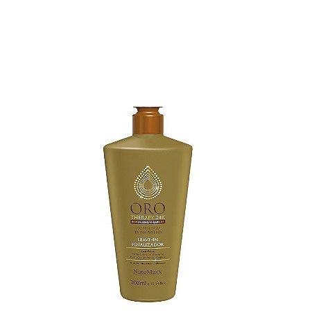 Leave in Oro Therapy 24k extra shine  NatuMaxx 300ml