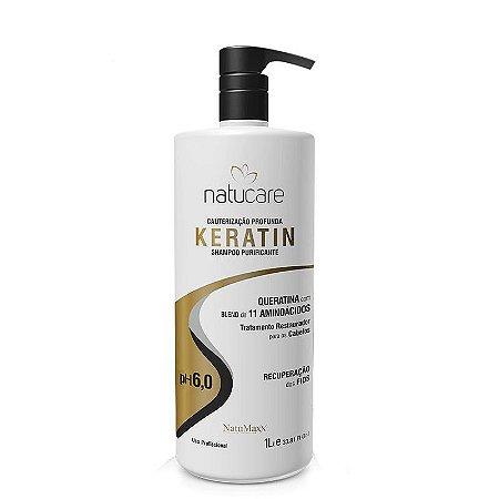 Shampoo Natucare System Keratin NatuMaxx 1L