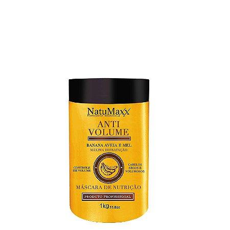 Máscara Capilar AntiVolume NatuMaxx 1kg