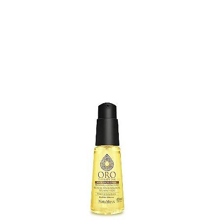 Sérum Finalizador  Oro Therapy 24k NatuMaxx 60 ml