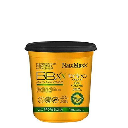 BBXX - Beauty Balm Xtended Tanino Organic  NatuMaxx  1kg