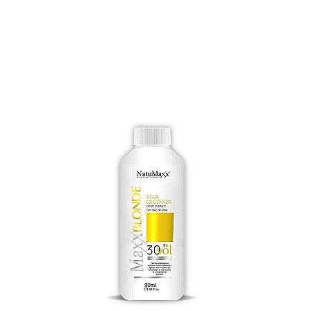 Água Oxigenada Ox MaxxBLONDE 30 Vol NatuMaxx 90ml