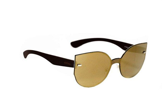 Óculos de sol Ohtica HT2944 - Marrom