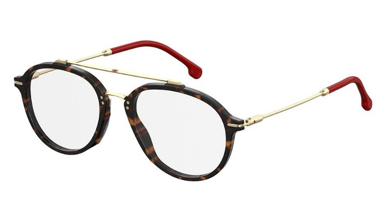 Óculos de grau Carrera 174 O63 5219 - Red/Havana