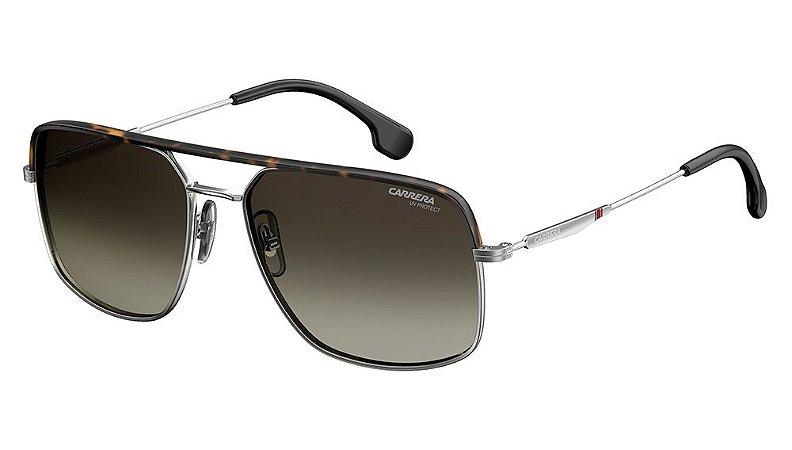 Óculos de sol Carrera 152/S 6LB 60HA Tortoise Prata