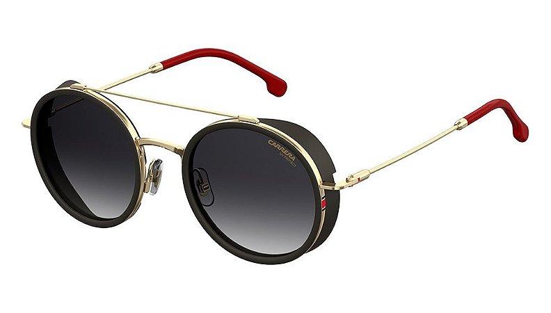 Óculos de sol Carrera 167/S Y119O Preto Dourado