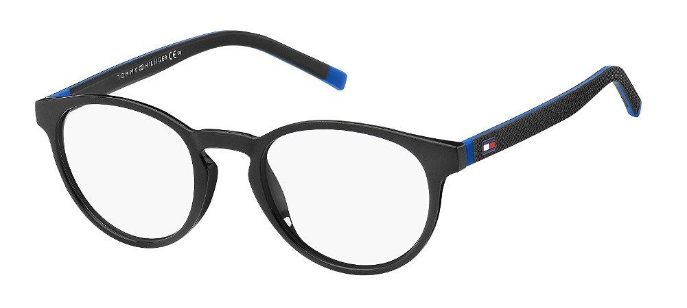 Óculos de grau Tommy Hilfiger TH1787 0VK 4921-Preto