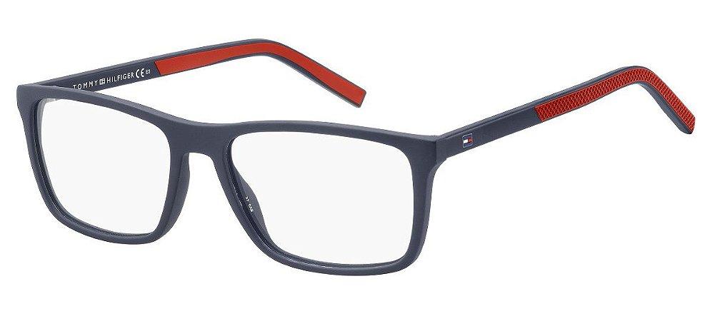 Óculos de grau Tommy Hilfiger TH1592 FLL 5517 R-Azul