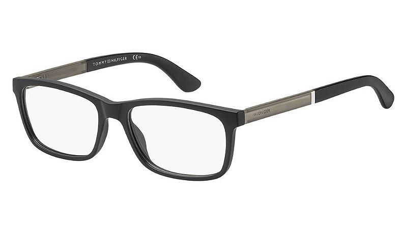 Óculos de grau Tommy Hilfiger TH1478 003 5517 Preto