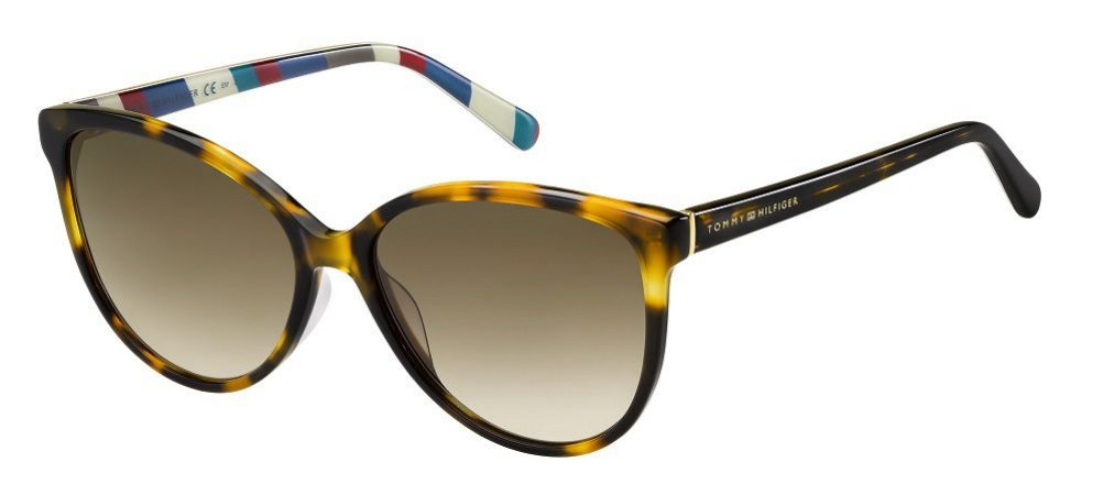 Óculos de sol Tommy Hilfiger TH1670/S 086 57HA-Havana