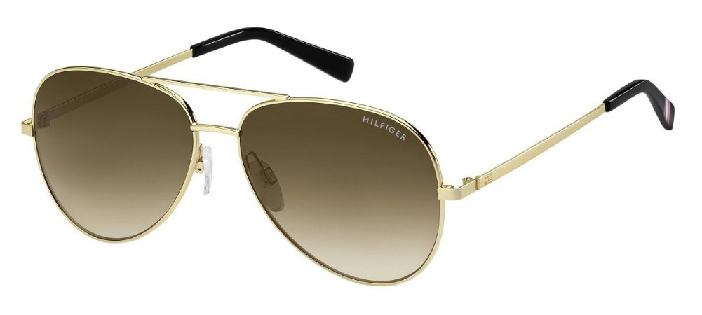 Óculos de sol Tommy Hilfiger TH1571/S J5G 58HA-Gold