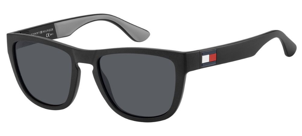 Óculos de sol Tommy Hilfiger TH1557/S 08A 54IR-Preto