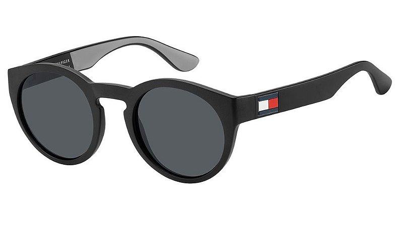 Óculos de sol Tommy Hilfiger TH 1555/S 08A 48IR - Preto