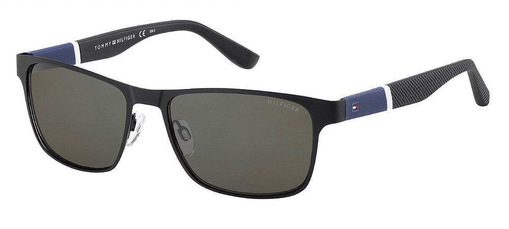 Óculos de sol Tommy Hilfiger TH1283/S FO3 5516-Preto