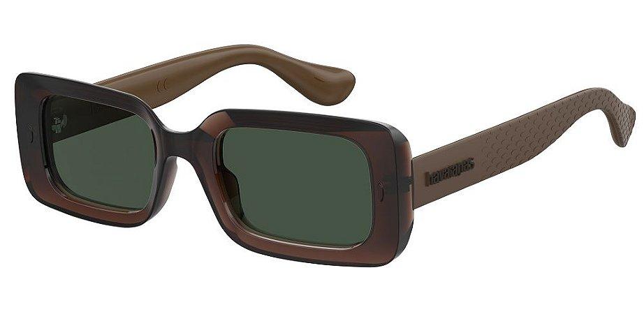 Óculos de sol Havaianas SAMPA 09Q 51QT-Marrom
