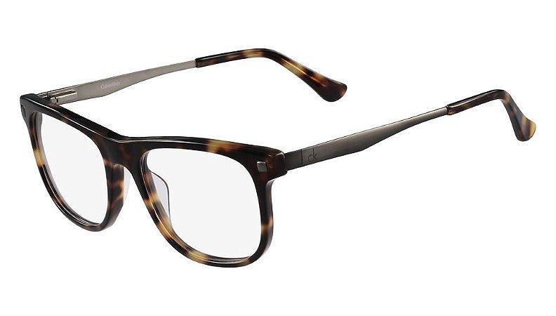 Óculos de grau Calvin Klein CK5941 214 - Tartaruga
