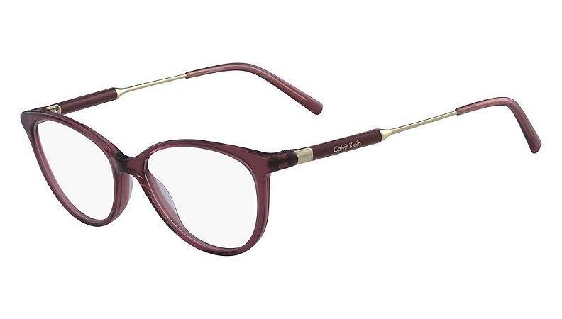Óculos de grau Calvin Klein CK5986 609 - Rosa