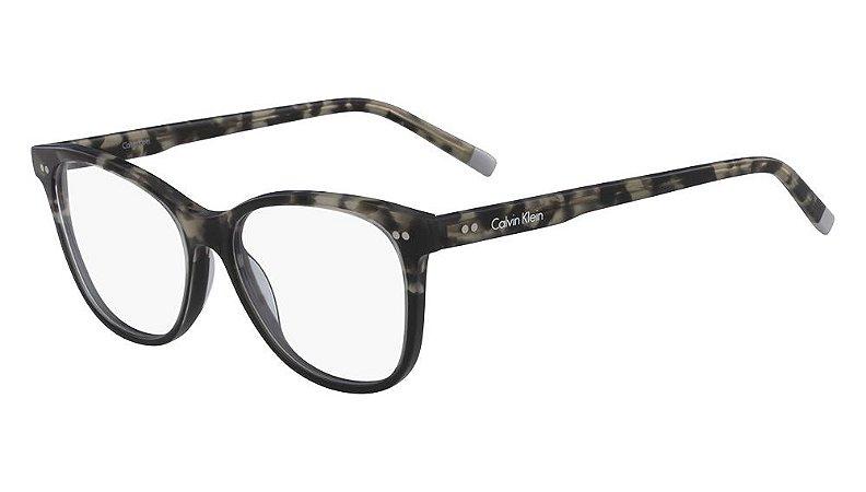 Óculos de grau Calvin Klein CK5990 006 - Tortoise/Preto