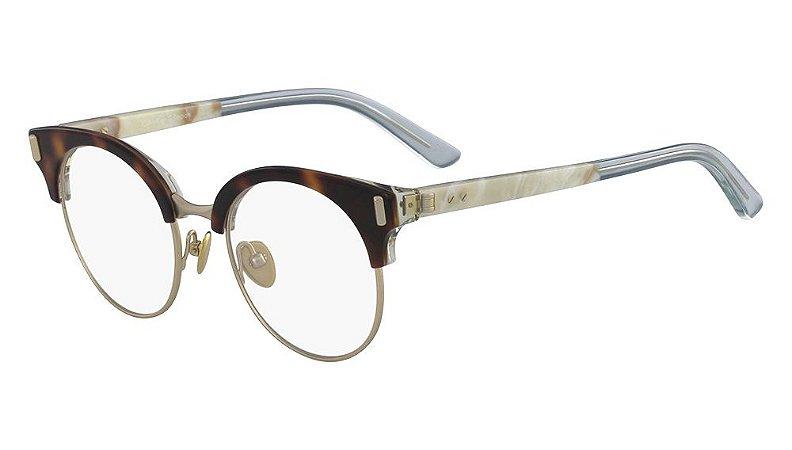 Óculos de grau Calvin Klein CK8569 236 - Tortoise