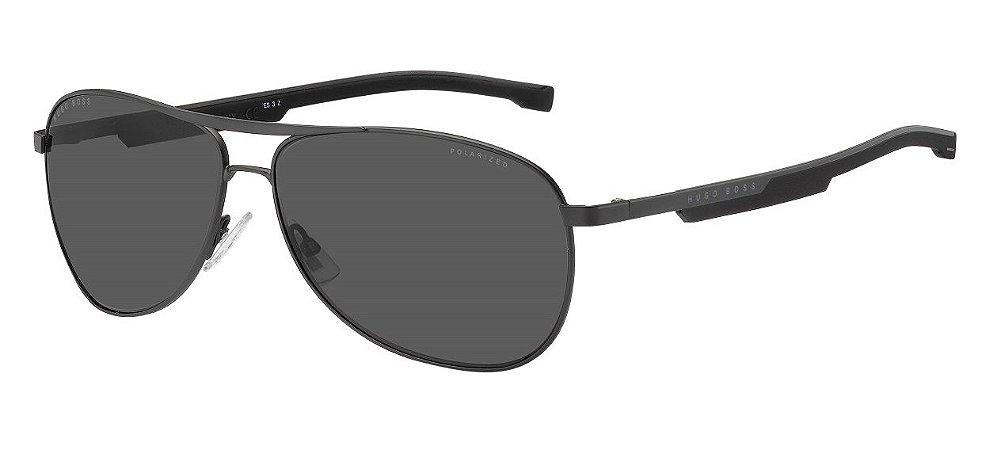 Óculos de sol Hugo Boss 1199/S TI7 63M9-Preto