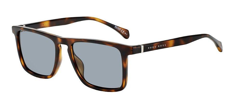 Óculos de sol Hugo Boss 1082/S 086 54IR-Tortoise