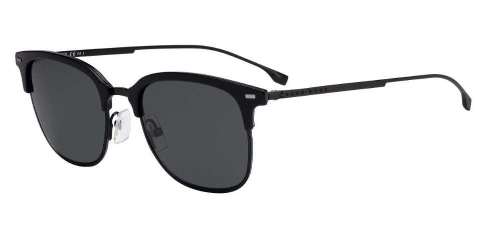 Óculos de sol Hugo Boss 1028/F/S 807 53IR-Preto