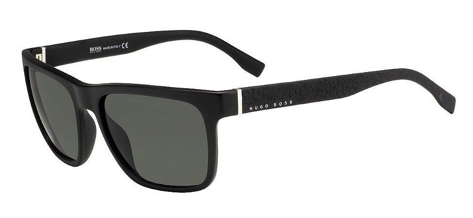 Óculos de sol Hugo Boss 0918/S DL5 56IR-Preto fosco