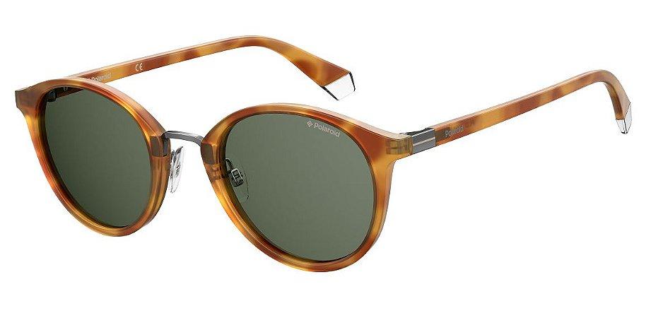 Óculos de Sol Polaroid  Polarizado PLD2091/S SX750UC