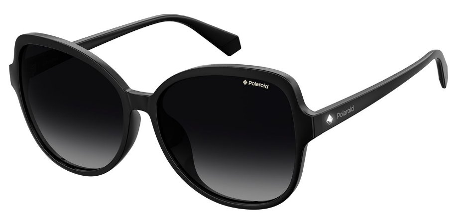Óculos de sol Polaroid PLD4088/F/S 807 60WJ-Preto