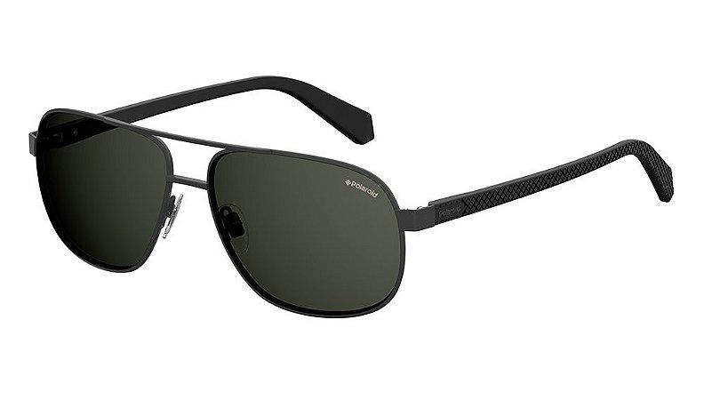 Óculos de sol Polaroid PLD2059/S 003 60M - Preto
