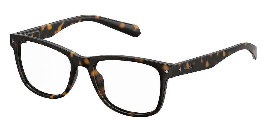 Óculos de leitura Polaroid PLD0020/R 086 5230 R-Tortoise