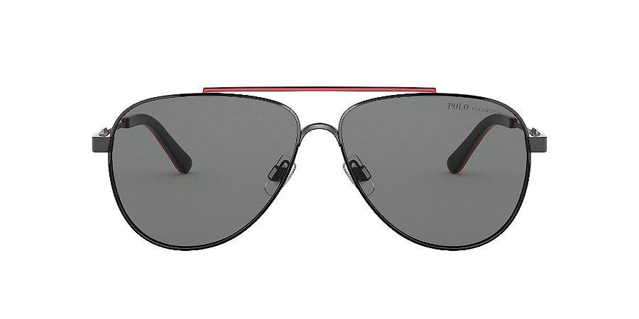 Óculos de sol Polo Ralph Lauren 0PH3126 900381 60-Black