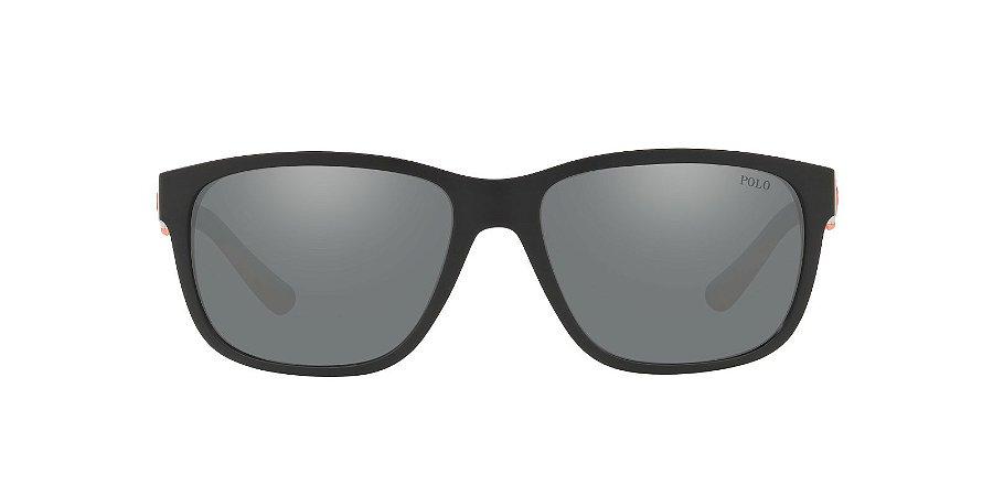 Óculos de sol Polo Ralph Lauren 0PH4142 57326G 57- Preto