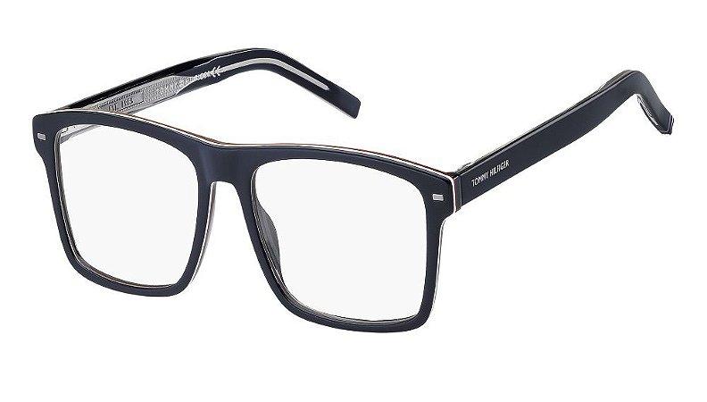Óculos de grau Tommy Hilfiger  TH1770 PJP 5517-Azul
