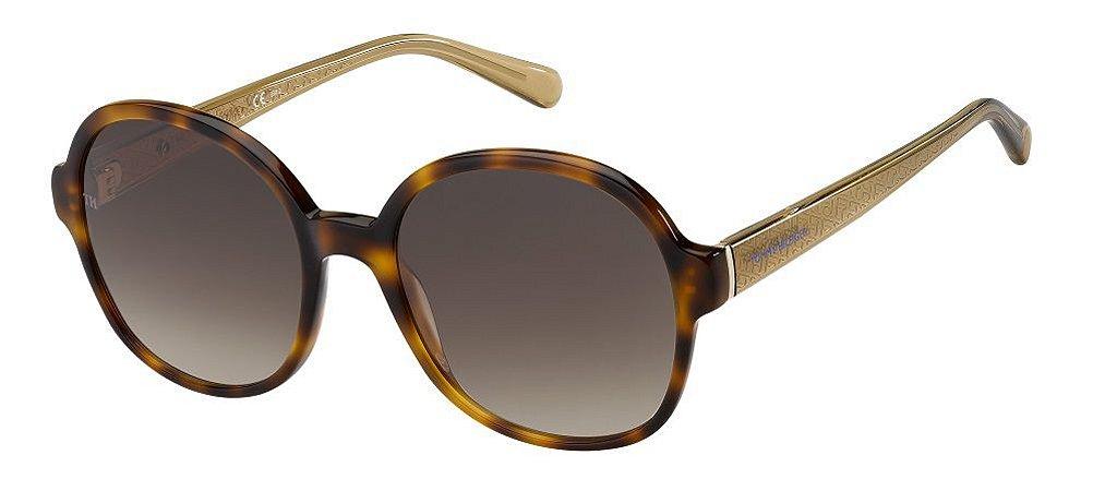 Óculos de sol Tommy Hilfiger TH1812/S 05L 55-Havana