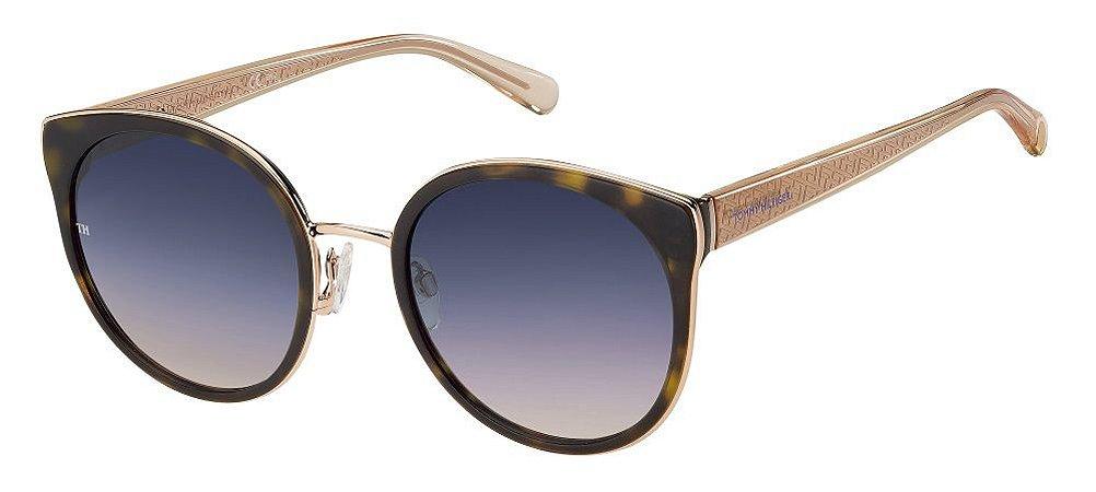 Óculos de sol Tommy Hilfiger TH 1810/S 086 55I4- Havana
