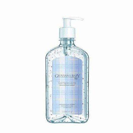 Álcool Gel Higienizante 70% Giovanna Baby Blue 500ml