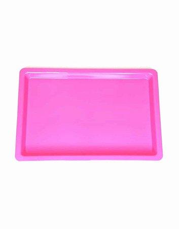 Bandeja Autoclavável Grande Pink