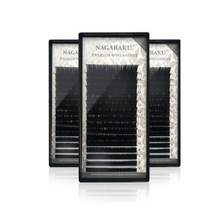 Cílios Nagaraku Fio a Fio Premium 0.15C 14mm
