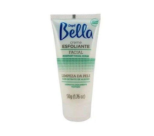 Creme Esfoliante Facial Alecrim Depil Bella 50g