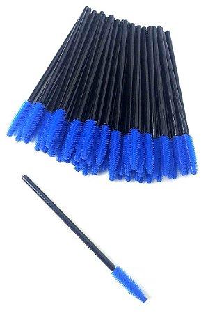 Escovinha de Silicone 50un Azul